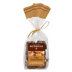 Chocolat Noir Praliné Caramel Monbana