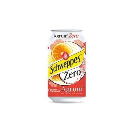 Schweppes Agrum' Zero
